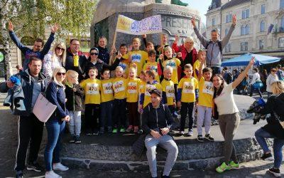 Ljubljanski maraton OŠ NF 2019